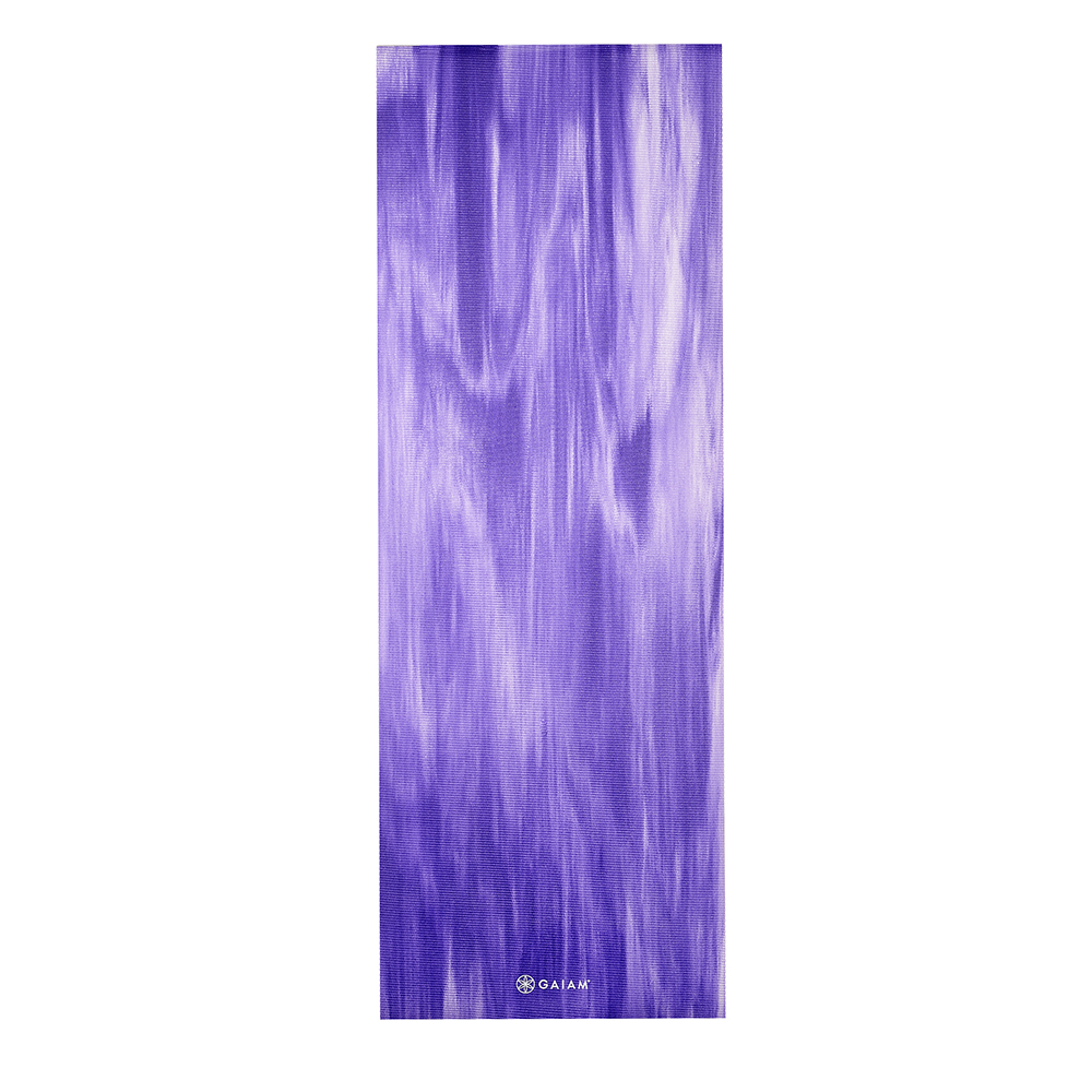 ESSENTIAL SUPPORT PURPLE MARBLE 4.5MM YOGA MAT