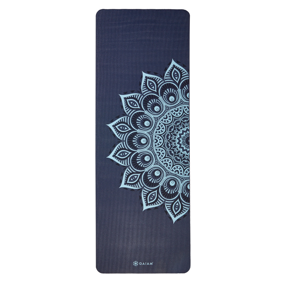 GAIAM PERFORMANCE ESSENTAIL SUPPORT 4.5MM YOGA MAT